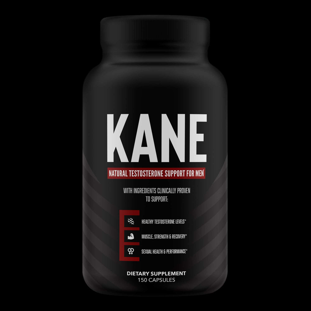 Kane - Natural Testosterone Enhancement Pills for Men
