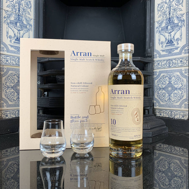 Arran 10 Year Old Gift Pack | JPHA