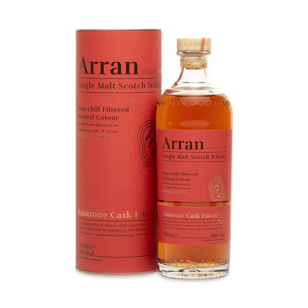 Arran Amarone Cask Finish - JPHA