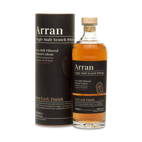 Arran Port Cask Finish - JPHA