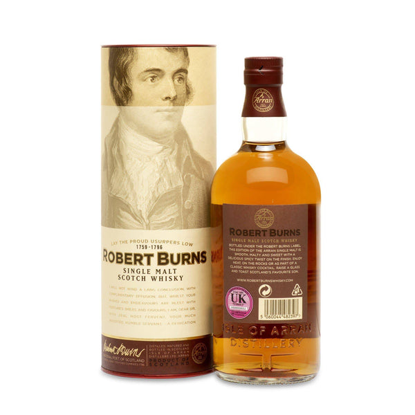 Arran Robert Burns Malt - JPHA