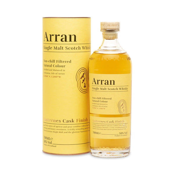 Arran Sauternes Cask Finish - JPHA