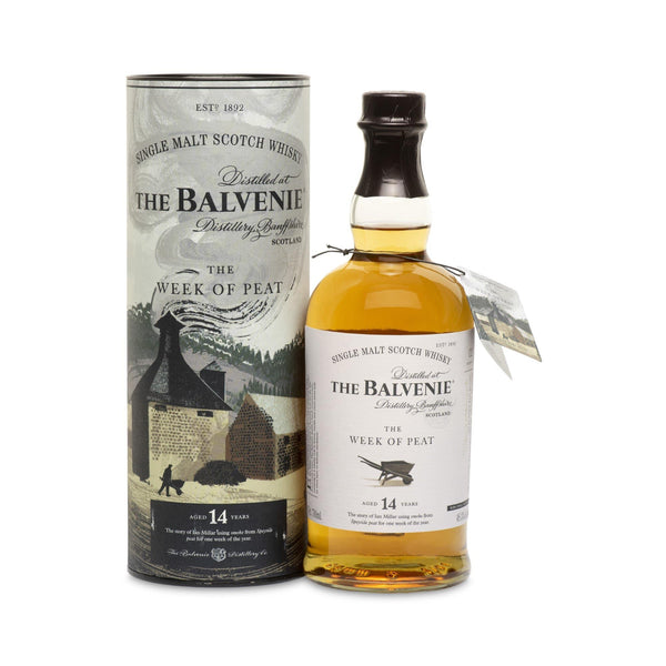 Balvenie 14 Year Old Week Of Peat - JPHA