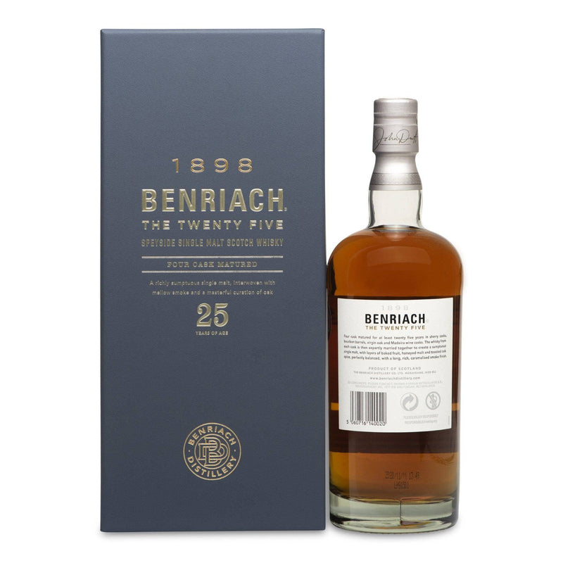 BenRiach 25 Year Old - JPHA
