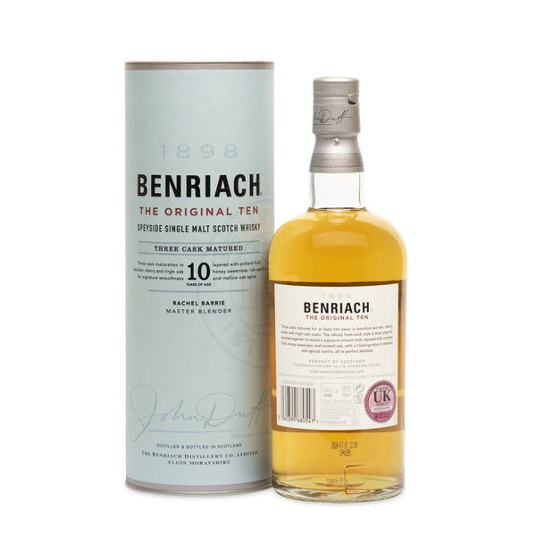 BenRiach The Original 10 - JPHA
