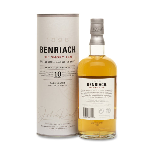 BenRiach The Smokey 10 - JPHA