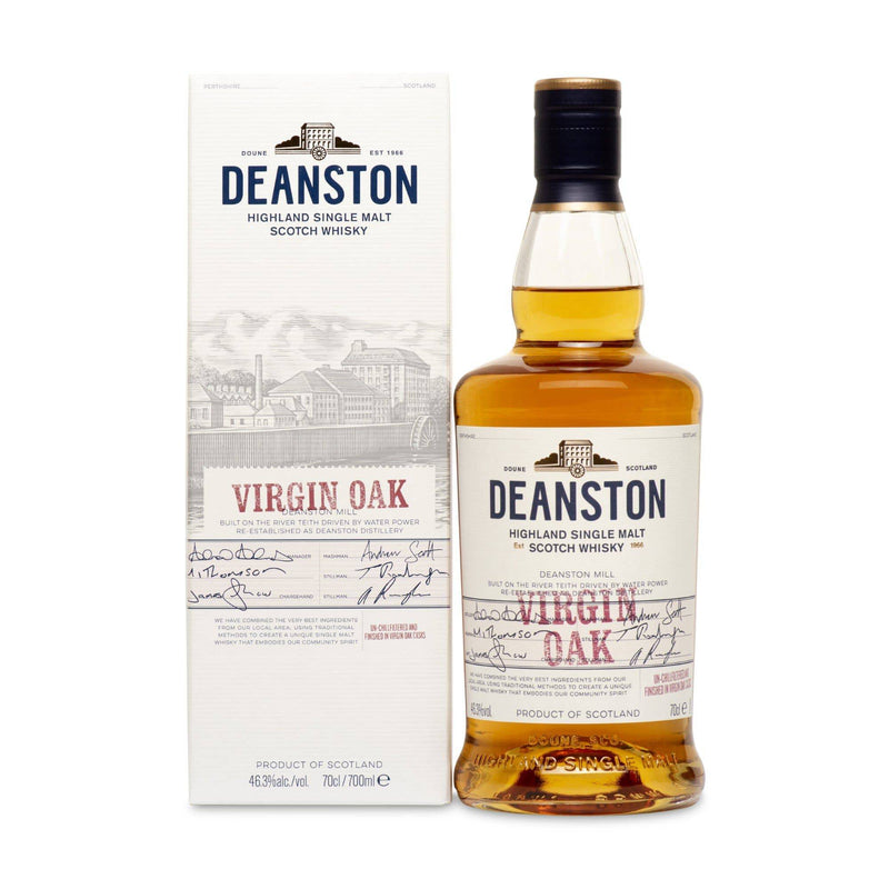 Deanston Virgin Oak - JPHA