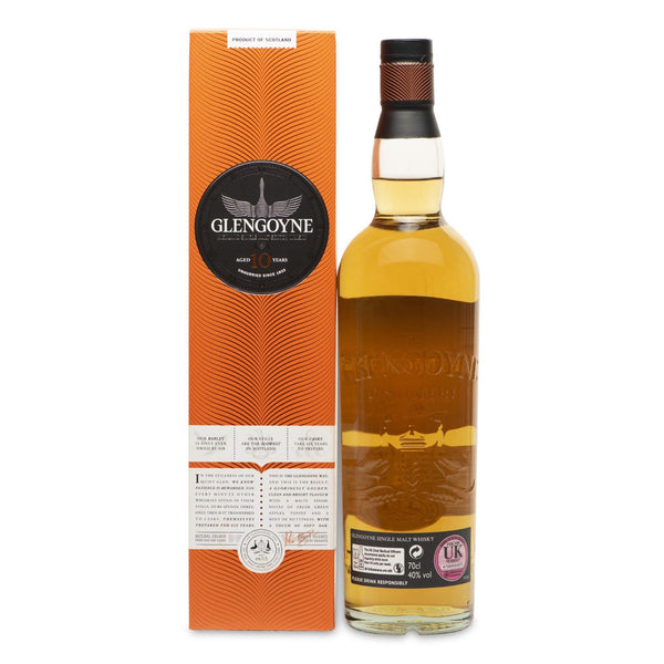 Glengoyne 10 Year Old - JPHA