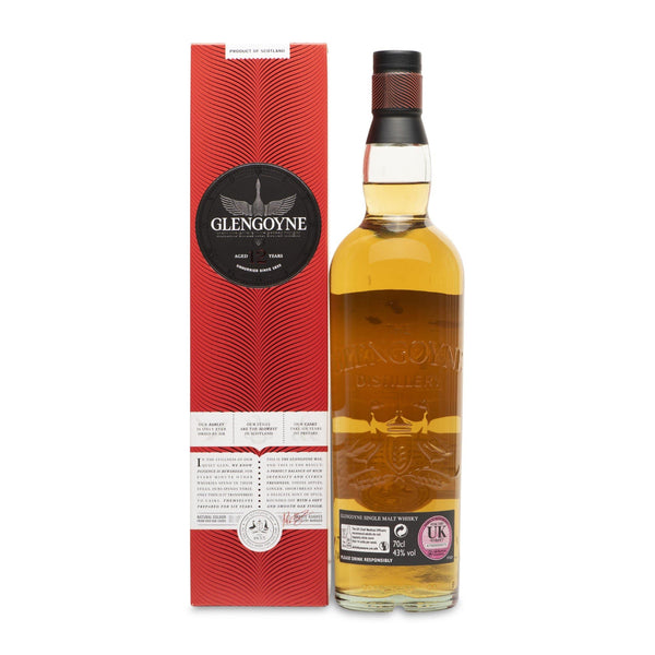Glengoyne 12 Year Old - JPHA