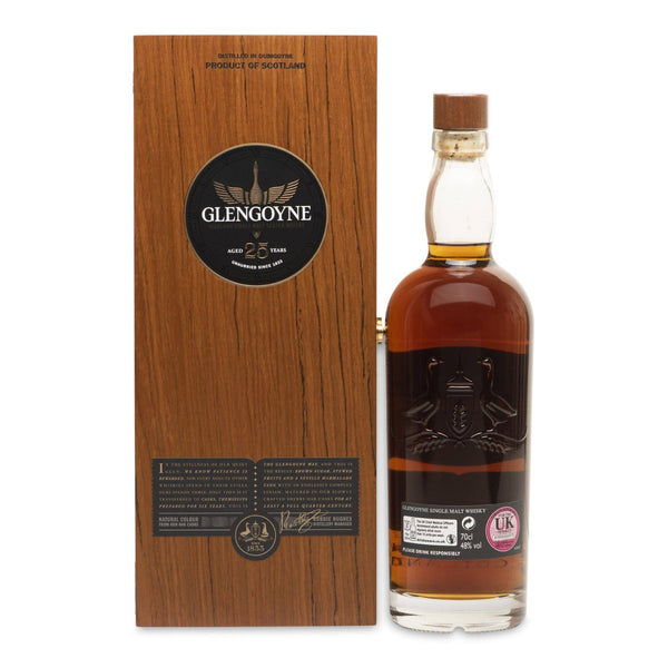 Glengoyne 25 Year Old - JPHA