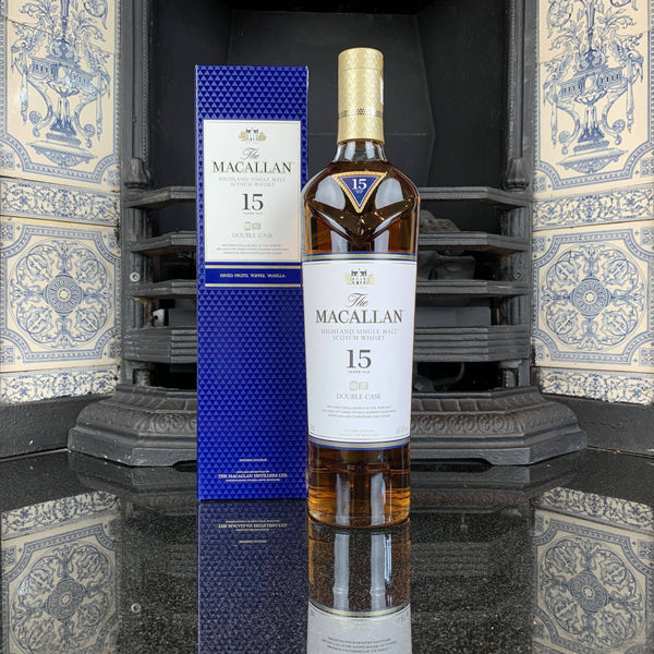 Macallan 15 Year Old Double Cask - JPHA