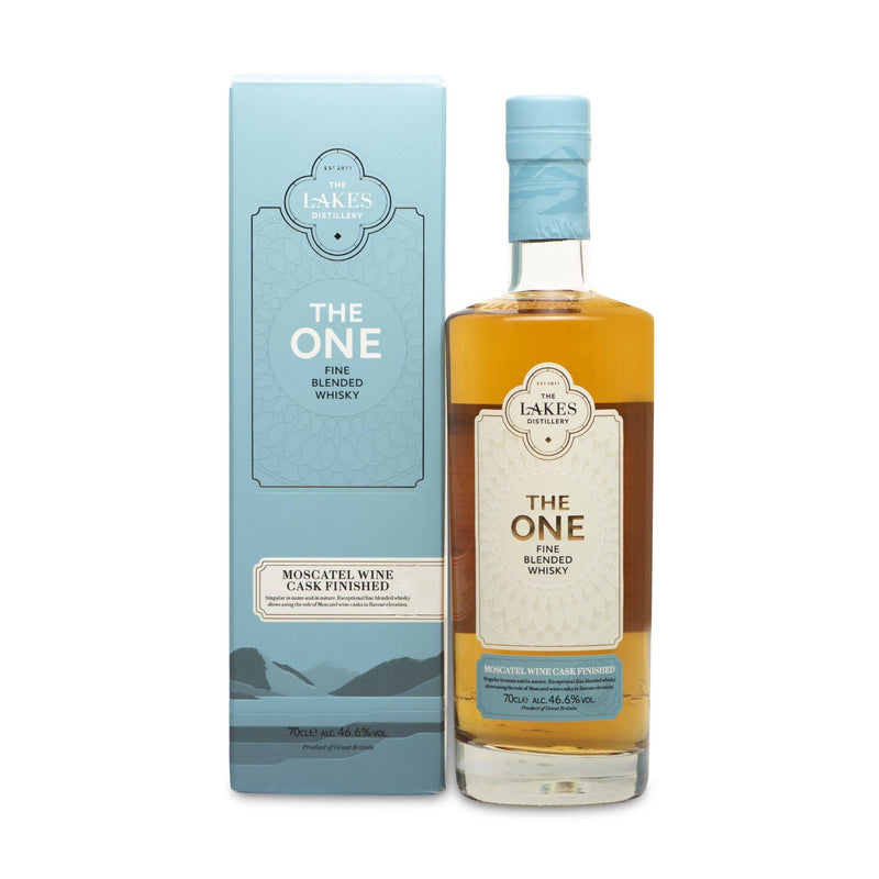 The Lakes Distillery - The One Moscatel Cask Finished
