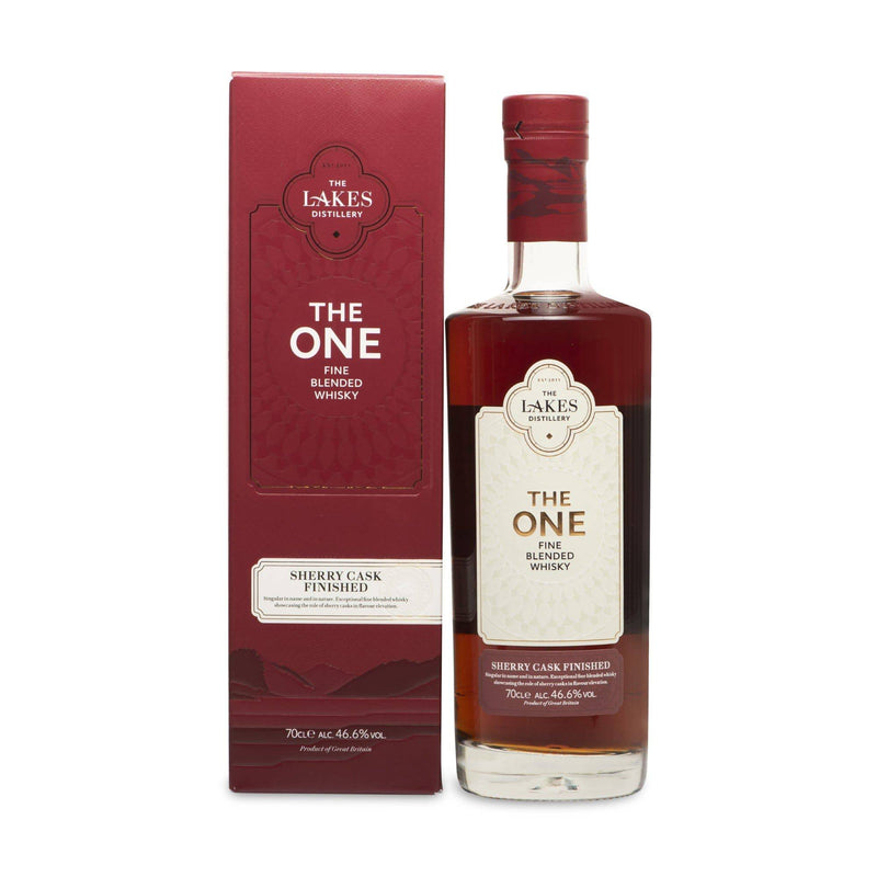 The Lakes Distillery - The One Sherry Cask Finished - JPHA