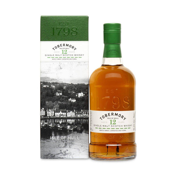 Tobermory 12 Year Old - JPHA