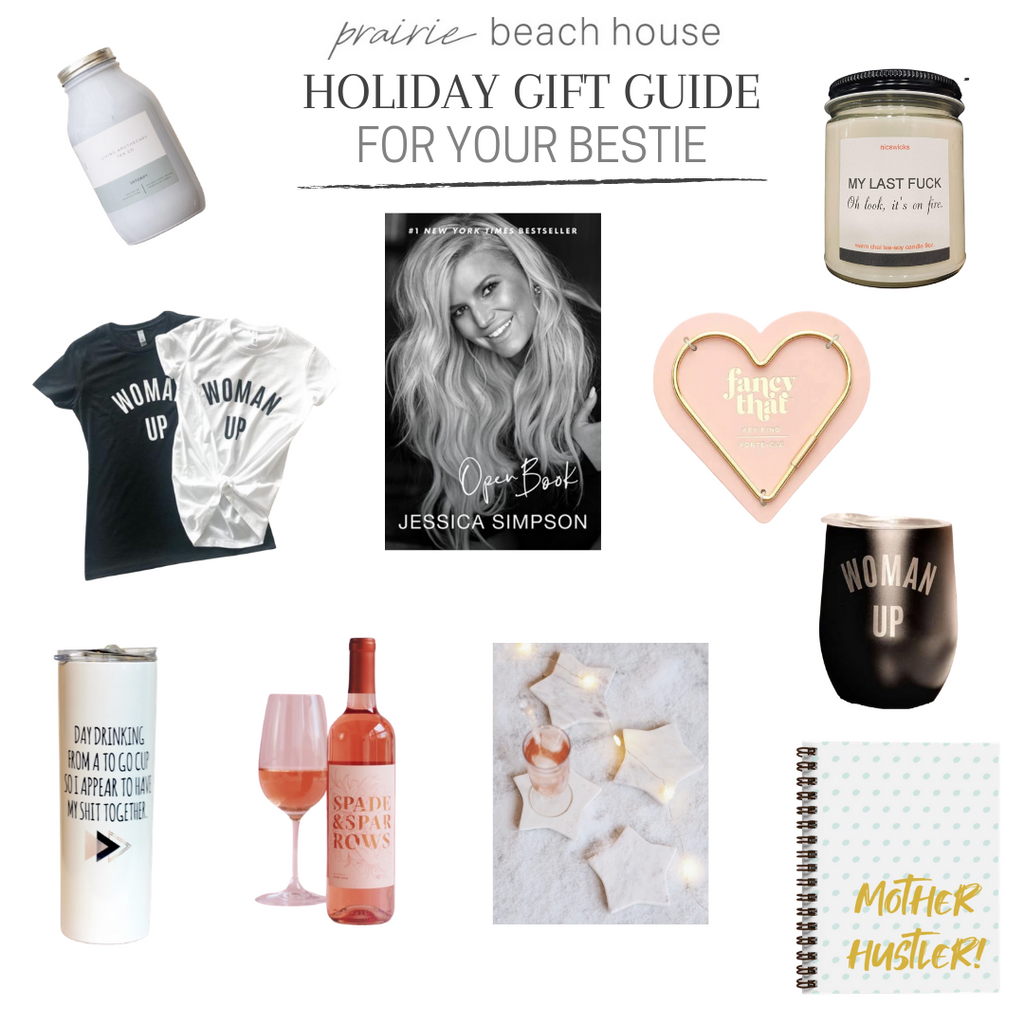 Top Ten Gifts for Your Bestie