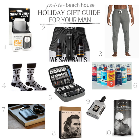 Men's holiday gift guide Canada