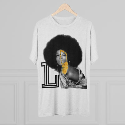 Dirty Diana Unisex Tri-Blend Crew Tee