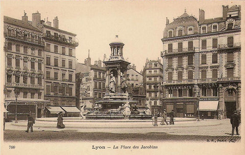 Les Jacobins Lyon - Deja Vu - Opticien