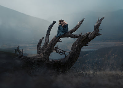 An Emotional Self Portrait with Lizzy Gadd