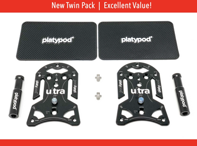 Meet the New Platypod Ultra Commercial Twin Pack!
