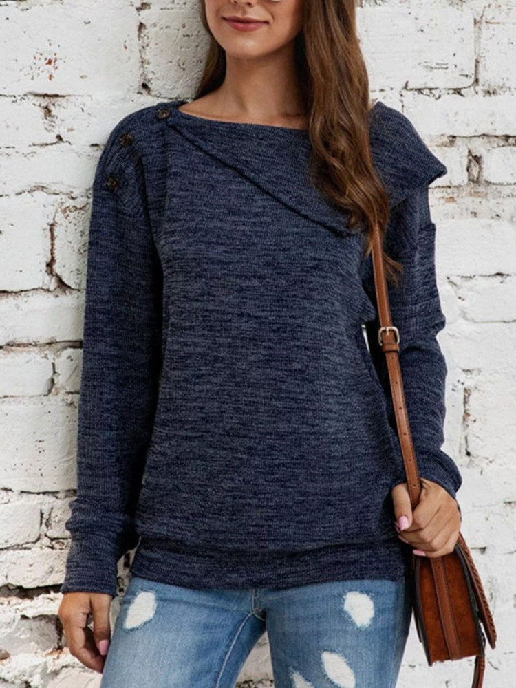 Thick Regular Loose Standard Sweater