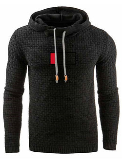 Lace-Up Regular Pullover Pullover Casual Hoodies