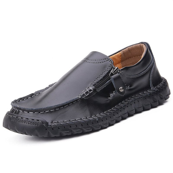Slip-On Plain Flat Heel Low-Cut Upper Microfiber Round Toe Thin Shoes