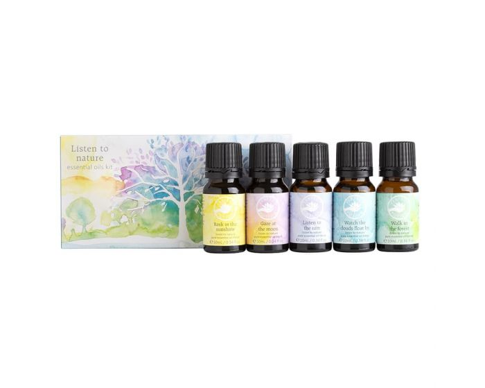 Listen To Nature Essential Oil Blends Kit