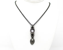 Load image into Gallery viewer, Captured Ball Chainmaille Pendant