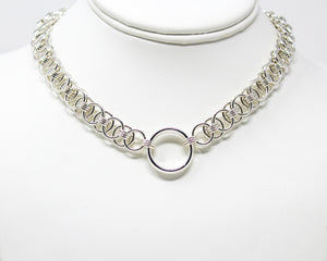 Sterling Silver Day Collar
