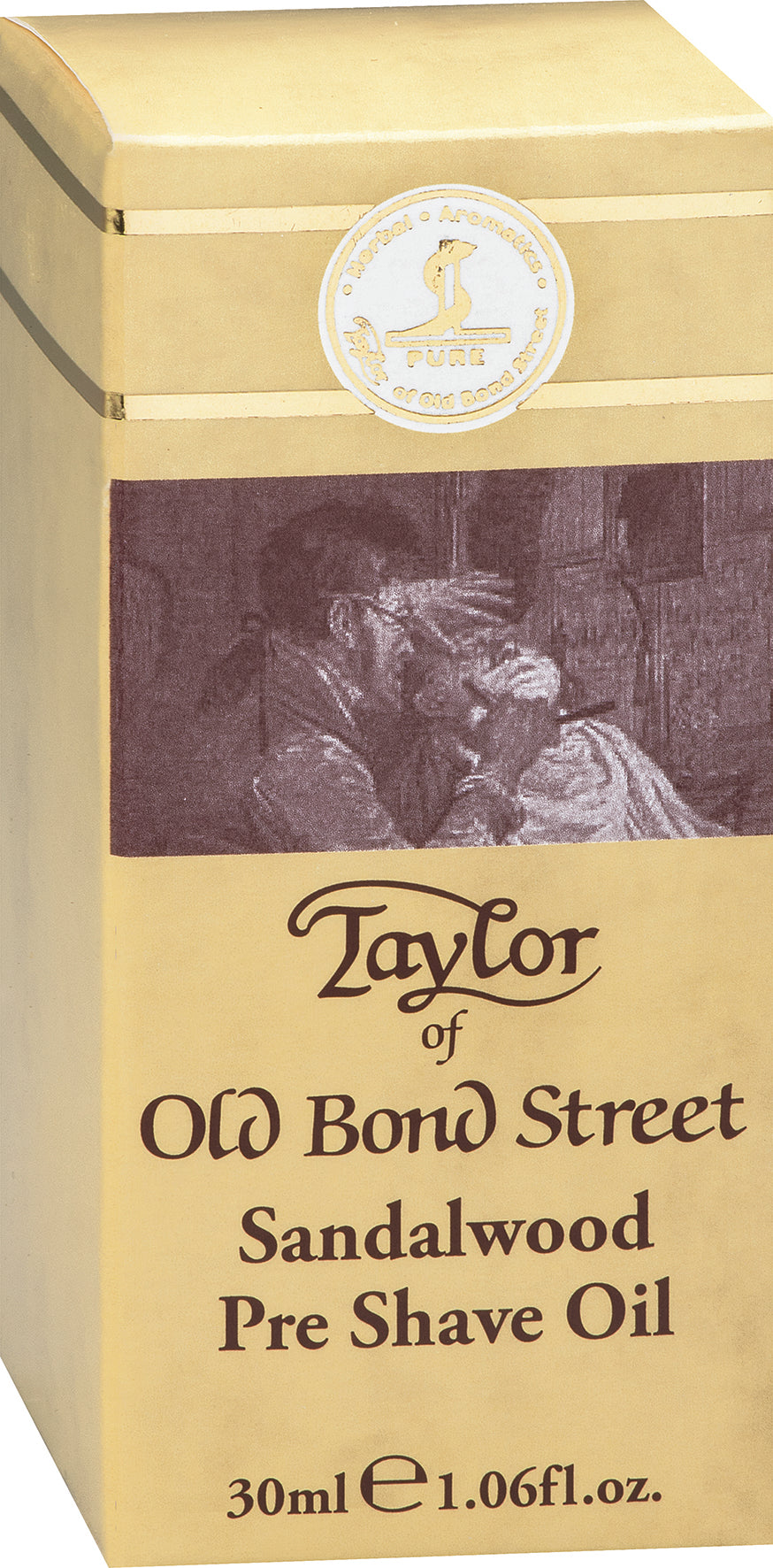 Taylor of Old Bond Street Preshave Oil - Sandelwood