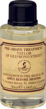 Lade das Bild in den Galerie-Viewer, Taylor of Old Bond Street Preshave Oil - Sandelwood