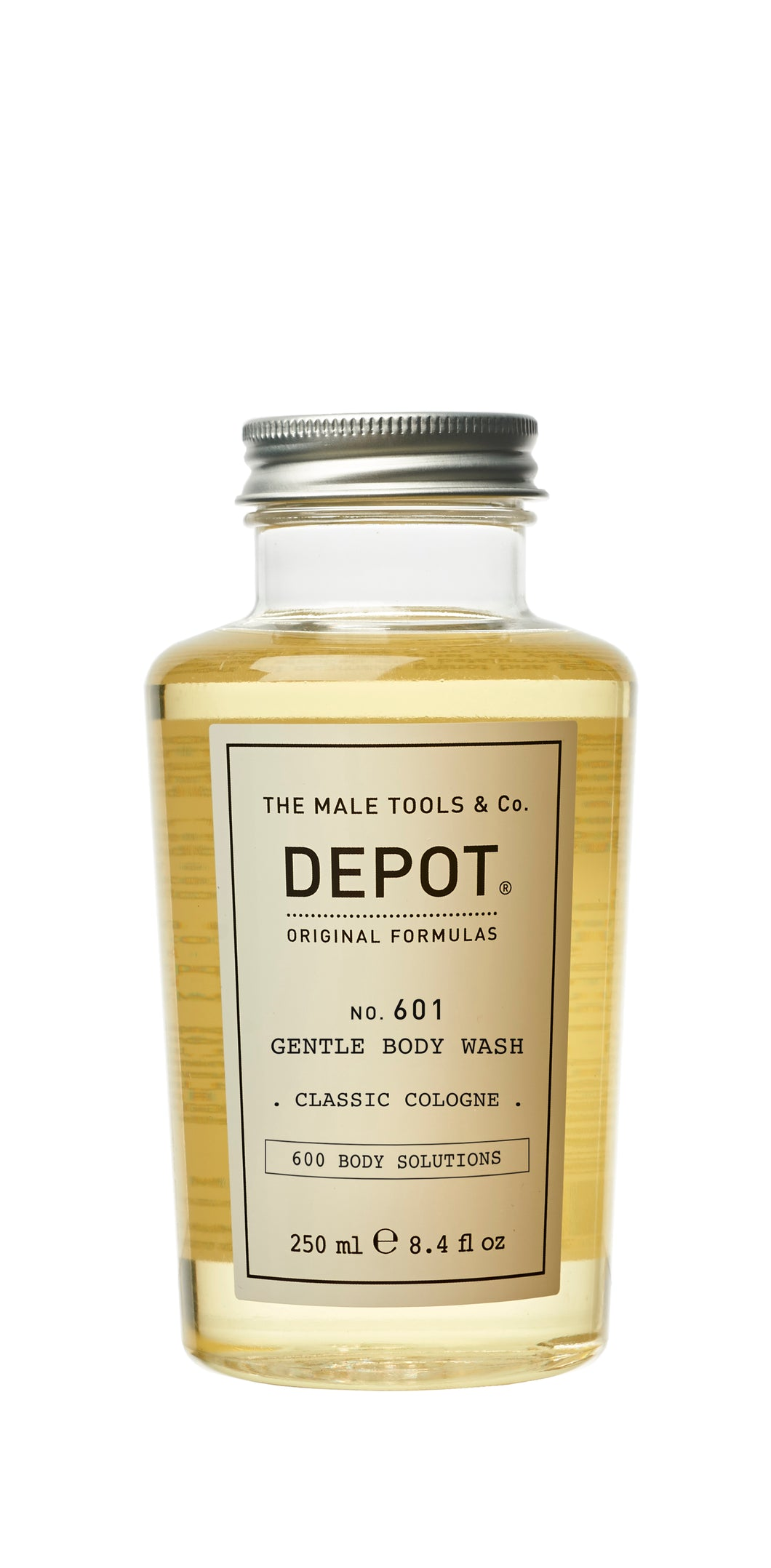 DEPOT MALE TOOL NO. 601 GENTLE BODY WASH Classic Colonge