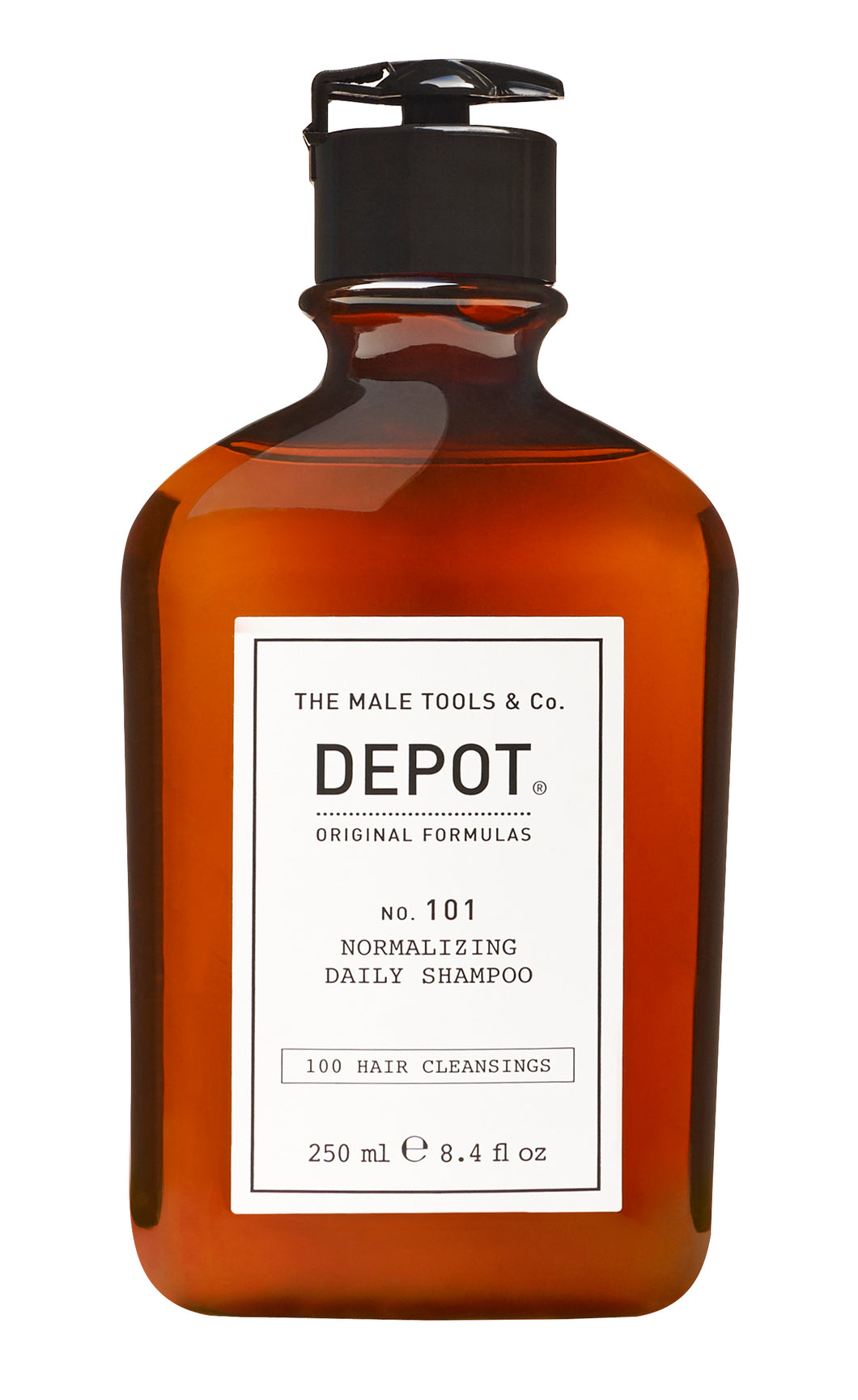 DEPOT MALE TOOL NO. 101 NORMALIZING DAILY SHAMPOO