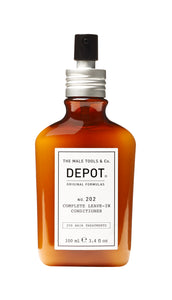 DEPOT MALE TOOL NO. 202 COMPLETE LEAVE-IN CONDITIONER