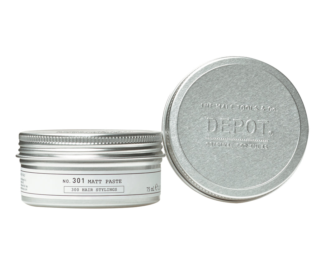 DEPOT MALE TOOL NO. 301 MATT PASTE
