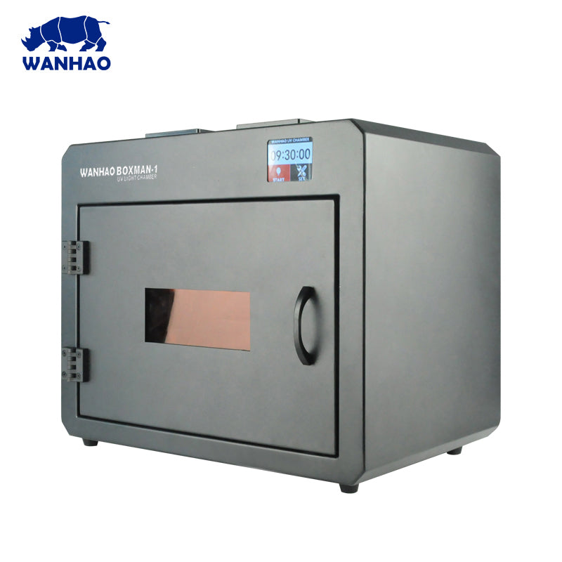2018 WANHAO Curing Boxman - 1 3D printer pre-sale for curing resin model