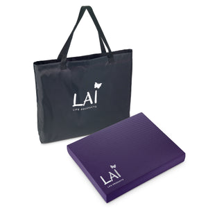 Large DARK PURPLE Pad (20 x 16 x 2.5) FREE SHIPPING (includes tote bag)