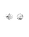 15788.01.2.000.010.1 Pendientes MOOD White Pearl | Majorica |OFFICIAL|