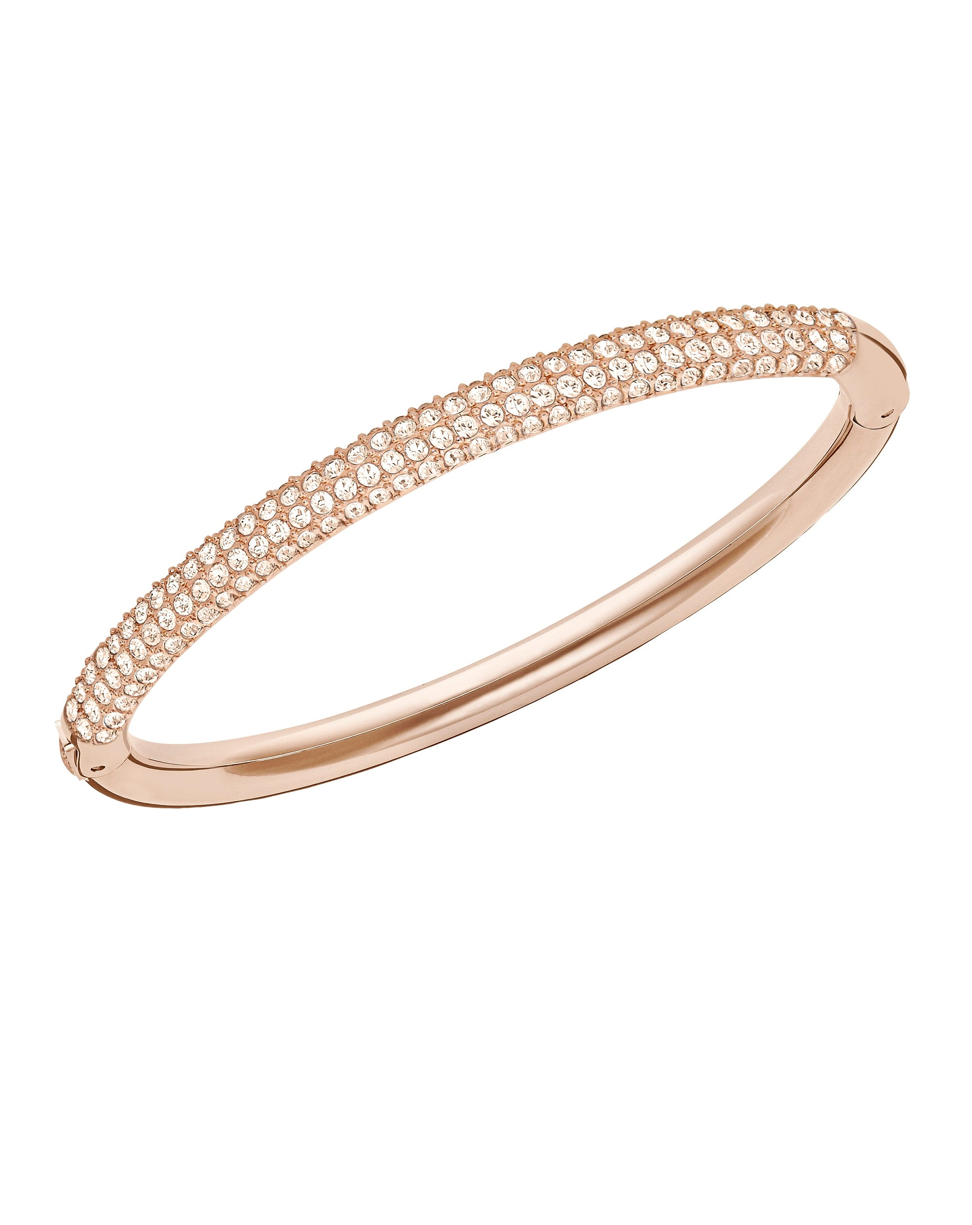 5032850 Swarovski Stone Rose Bangle