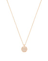 5265913 Ginger Pendant Rose-Gold Jewelry