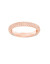 5402443 Stone Ring Rose Tone Jewelry