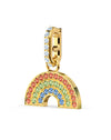 5527005 Swarovski Remix Collection Rainbow Charm