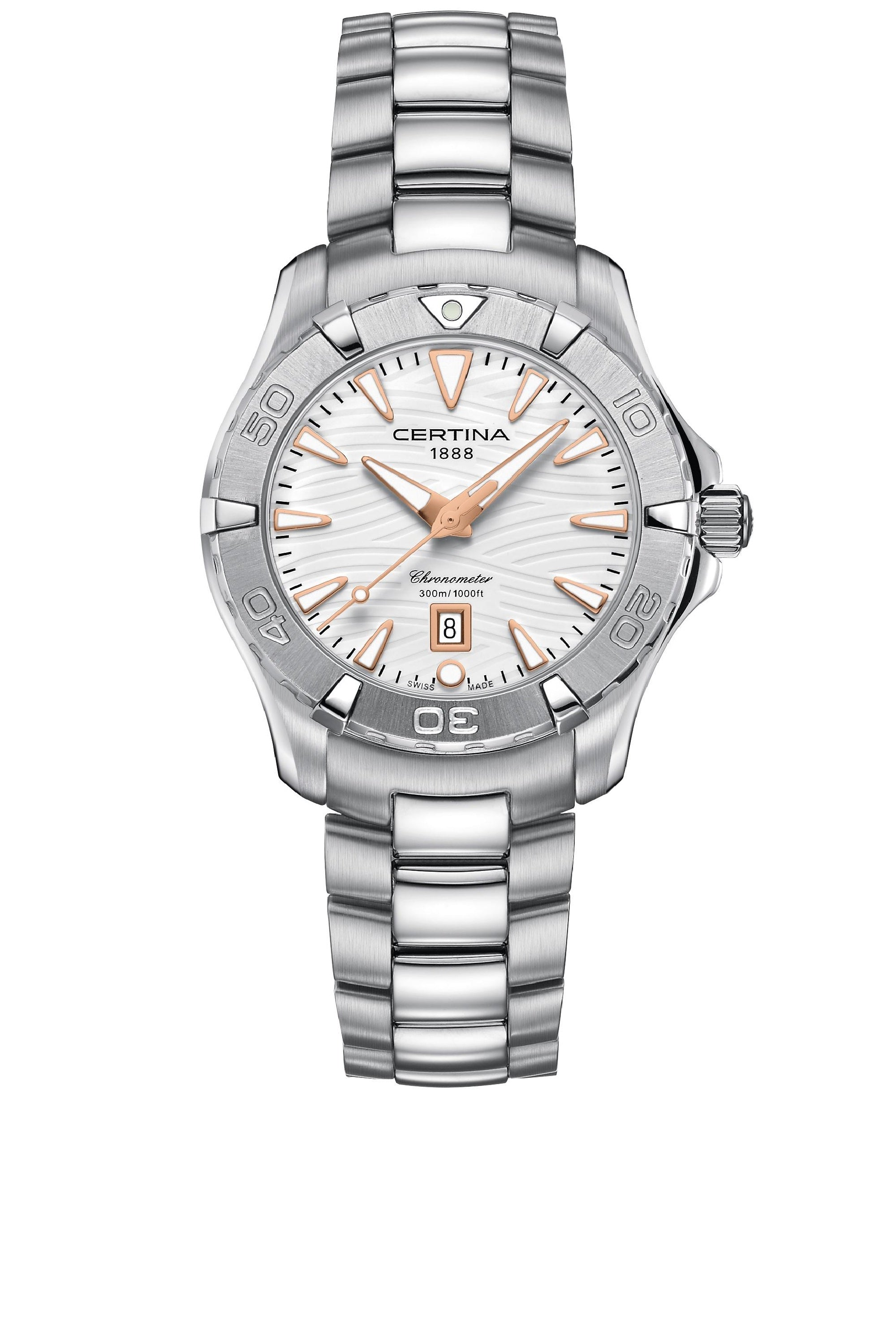 DS Action Lady Watch C032.251.11.011.01