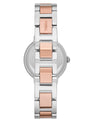ES3405 Virginia Bi -Tone Stainless Steel Watch