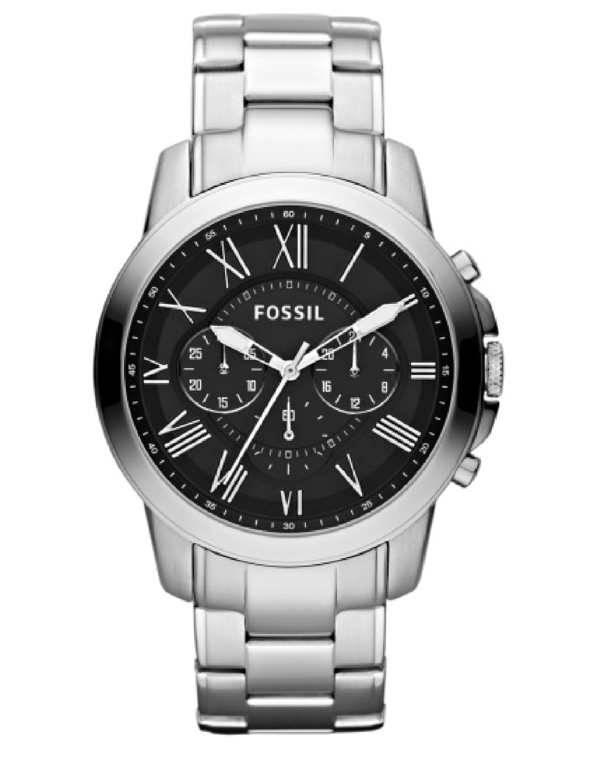 GRANT CRONOGRAPH | FS4736IE | FOSSIL OFFICIAL