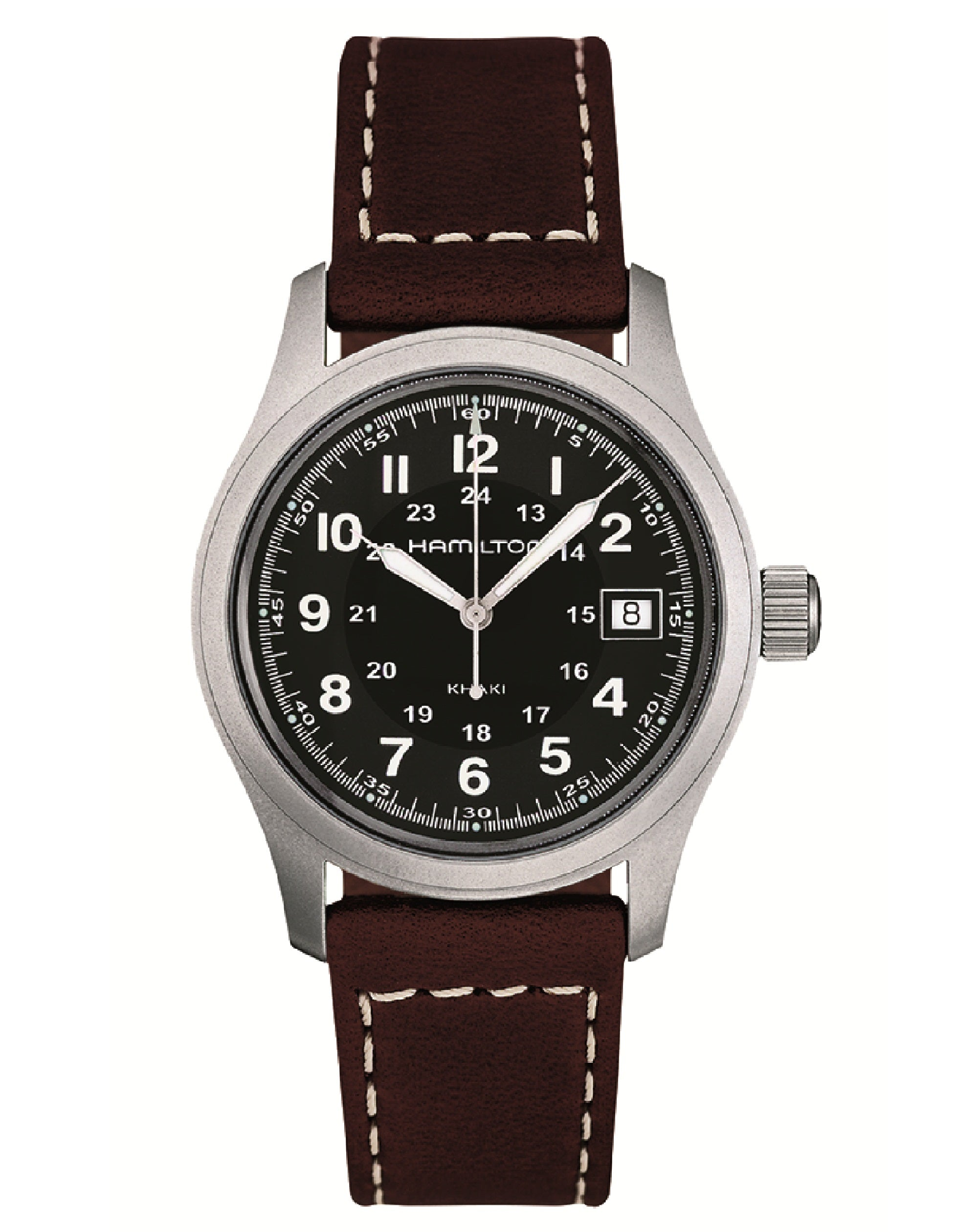 Khaki Field Quartz Watch, H68411533