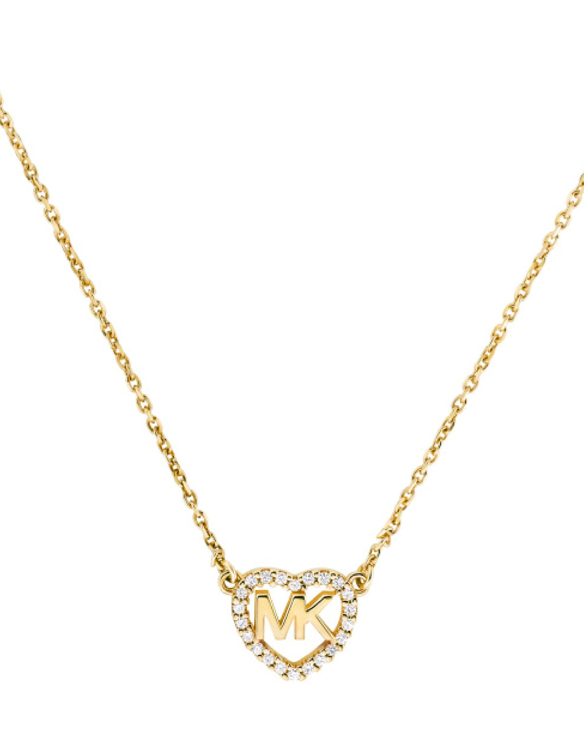 Michael  Kors Jewelry Yellow gold Heart MKC1244AN710