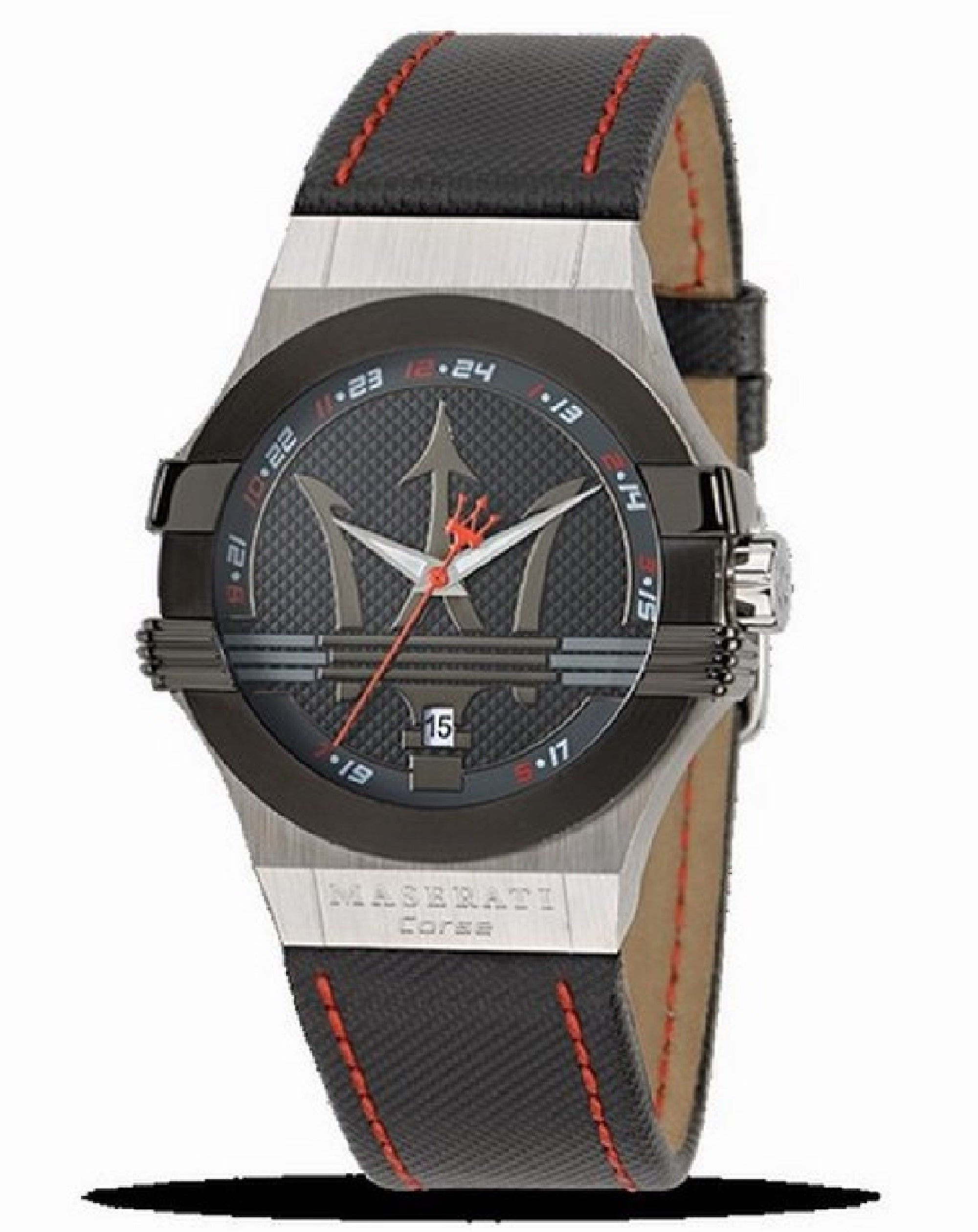 Potenza Blue Leather Watch, R8851108001