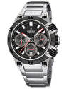 Chrono Bike F16775/E Stainless Steel Watch